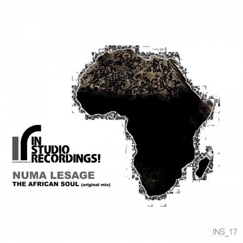 The African Soul by Numa Lesage