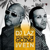 You Got Me Going (feat. Vein) - Single by DJ Laz