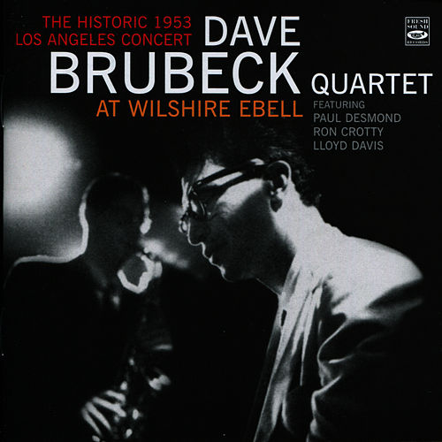 At Wilshire Ebell by Dave Brubeck