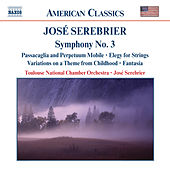 Symphony No. 3 by Jose Serebrier