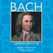 Bach, JS : Sacred Cantatas BWV Nos 97 - 99 by Various Artists
