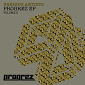 Progrez EP - Volume 3 by Various Artists