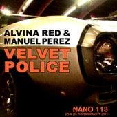 Velvet Police by Alvina Red