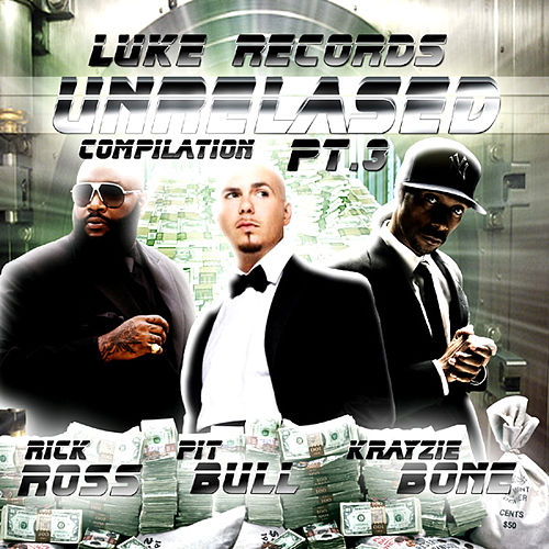 Luke Records Unreleased Compilation - Pt. 3 by Various Artists