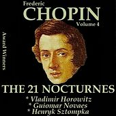 Chopin, Vol. 4 : The 21 Nocturnes (Award Winners) by Various Artists