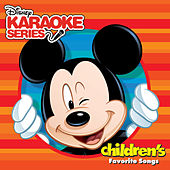 Disney Karaoke Series: Children's Favorite Songs by Various Artists