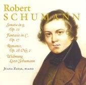 Schumann, R.: Piano Sonata No. 2 / Fantasie in C Major by Juana Zayas