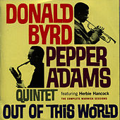 Out of this World: The Complete Warwick Sessions by Donald Byrd