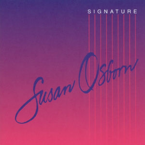Signature by Susan Osborn