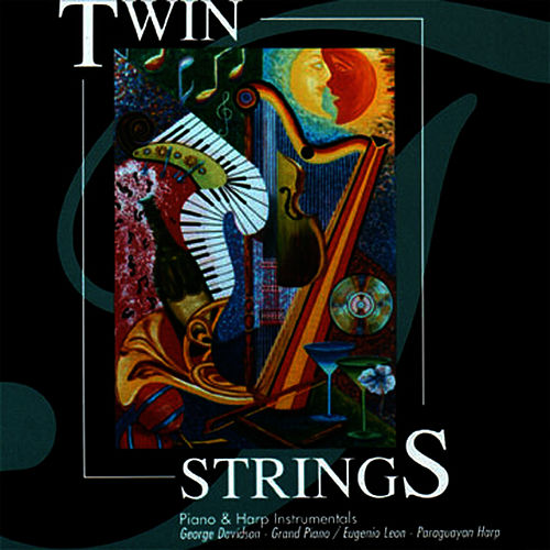 Twin Strings by George Davidson