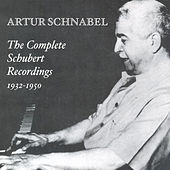 Schubert Recordings (Complete) (Schnabel) (1932-1950) by Artur Schnabel