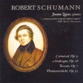 Schumann: Carnaval / Arabeske in C Major / Toccata in C Major / Fantasiestucke by Juana Zayas
