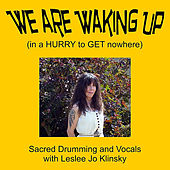 We Are Waking Up (In a Hurry to Get Nowhere) by Leslee Jo Klinsky