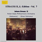 Strauss Ii, J.: Edition - Vol.  7 by Oliver Dohnanyi