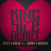 Kingsize Heart by Javi Mula