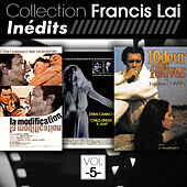 Collection Francis Lai - Inédits, Vol. 5 (Bandes originales de films) by Various Artists