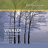 Vivaldi: Four Seasons & Three Concerti by Elizabeth Blumenstock