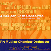 American Jazz Concertos by PoMusica Chamber Orchestra