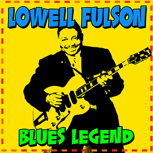 Blues Legend by Lowell Fulson