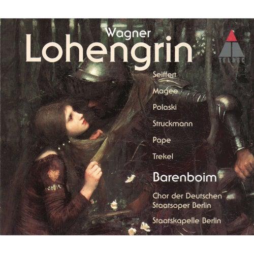 Wagner : Lohengrin by Daniel Barenboim