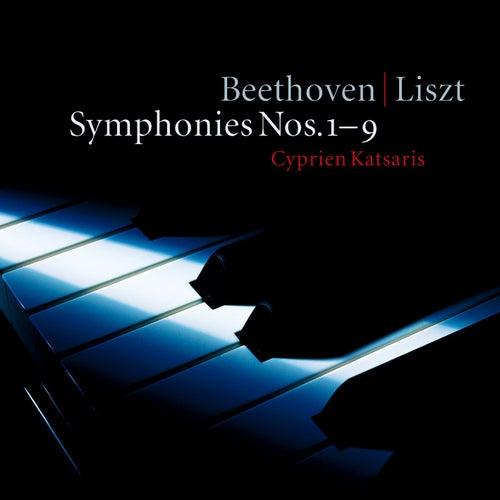 Beethoven / Arr Liszt : Symphonies Nos 1 - 9 by Cyprien Katsaris