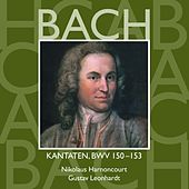 Bach, JS : Sacred Cantatas BWV Nos 150 - 153 by Various Artists