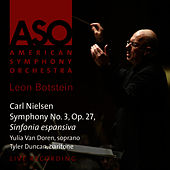 Nielsen: Symphony No. 3, Op. 27 by American Symphony Orchestra