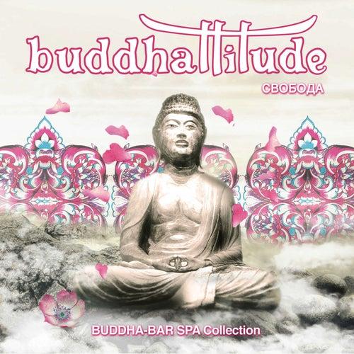 Buddhattitude VII Svoboda by Riccardo Eberspacher