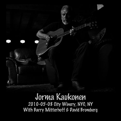 2010-05-08 City Winery, NYC, NY by Jorma Kaukonen
