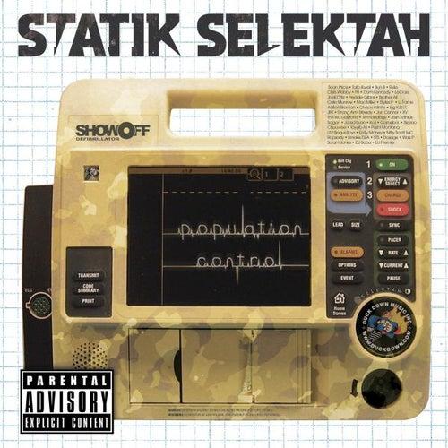 Population Control by Statik Selektah