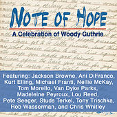Note Of Hope - A Celebration of Woody Guthrie by Various Artists