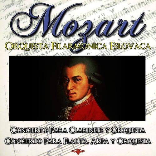 Mozart. Música Clásica. Concierto para Clarinete, Flauta, Arpa y Orquesta by Wolfgang Amadeus Mozart