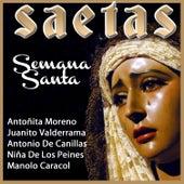 Las Saetas en Semana Santa by Various Artists