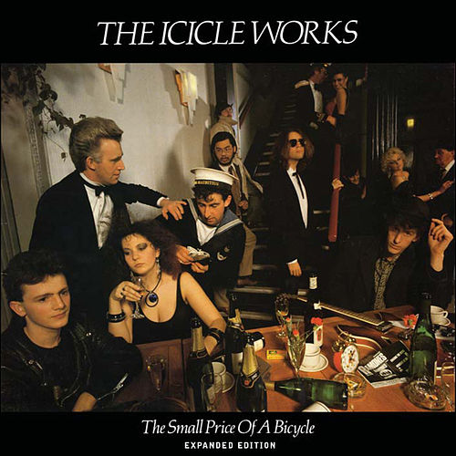 The Small Price Of A Bicycle (Expanded Edition) by The Icicle Works