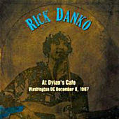 At Dylan's Cafe, Washington DC December 8, 1987 by Rick Danko