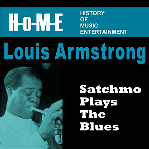 Satchmo Plays the Blues by Lionel Hampton