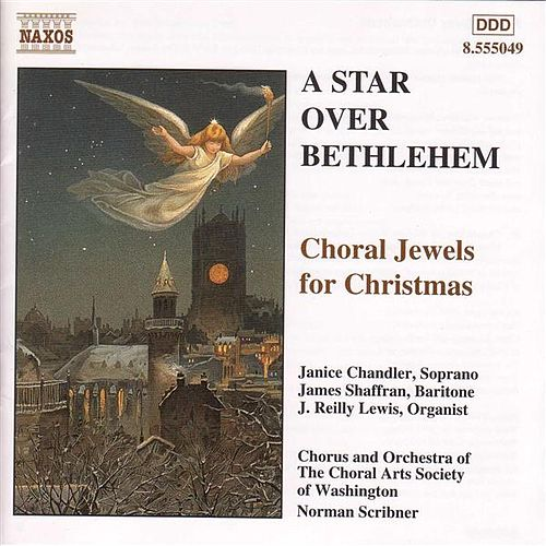 Star Over Bethlehem: Choral Jewels for Christmas by Various Artists