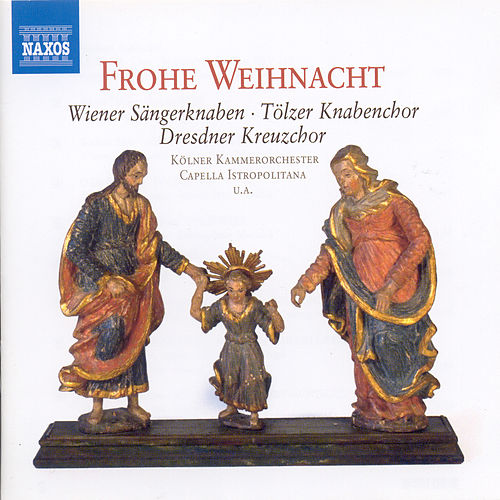Frohe Wiehnacht (Merry Christmas) by Various Artists