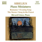 Sibelius: Piano Music, Vol.  5 by Havard Gimse
