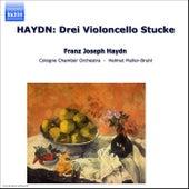 Haydn: Drei Violoncellokonzerte by Maria Kliegel