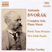 Dvorak: Poetic Tone Pictures, Op. 85 / Dumka and Furiant, Op. 12 by Stefan Veselka