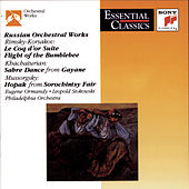 Russian Orchestral Works by Various Artists
