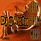 Back from Mars by DJ Sakin