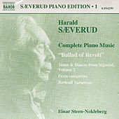 Saeverud: Complete Piano Music, Vol. 1 by Einar Steen-Nokleberg