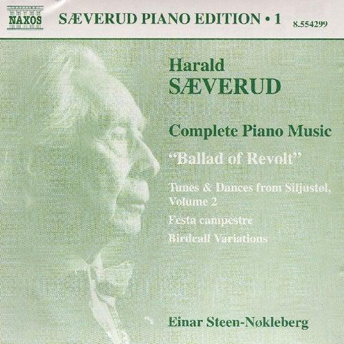 Saeverud: Complete Piano Music, Vol. 1 by Einar Steen-Nokleberg
