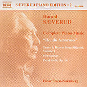Saeverud: Complete Piano Music, Vol. 2 by Einar Steen-Nokleberg