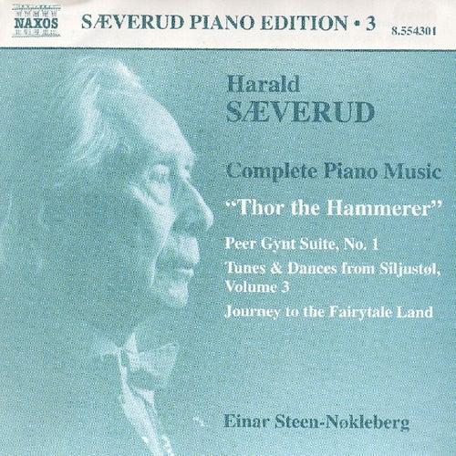 Saeverud: Complete Piano Music, Vol. 3 by Einar Steen-Nokleberg