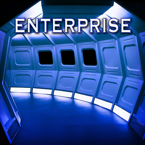 Enterprise by Sci Fi Sound Effects SPAM