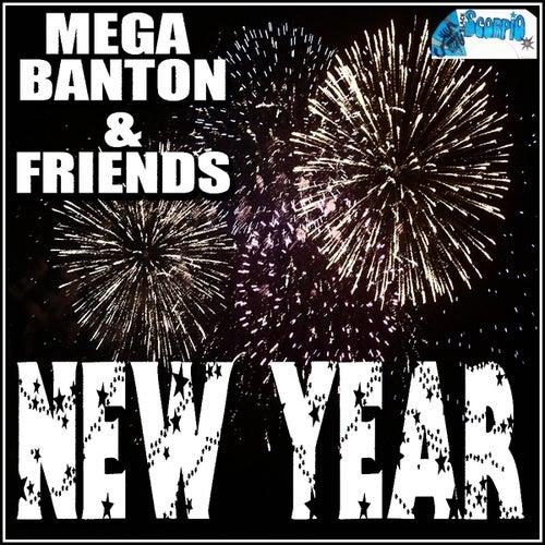 Mega Banton & Friends by Mega Banton