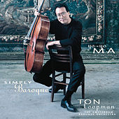 Simply Baroque (Remastered) by Yo-Yo Ma